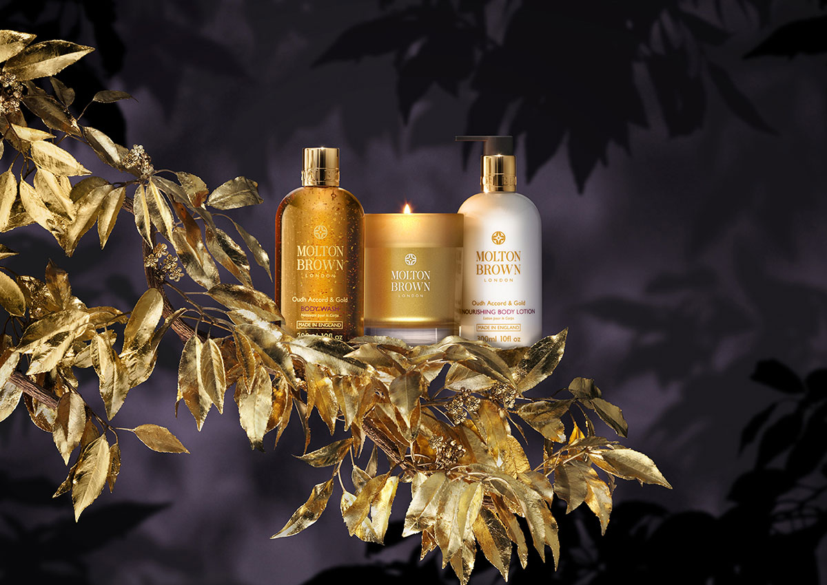 Visit Molton Brown's New Look Store