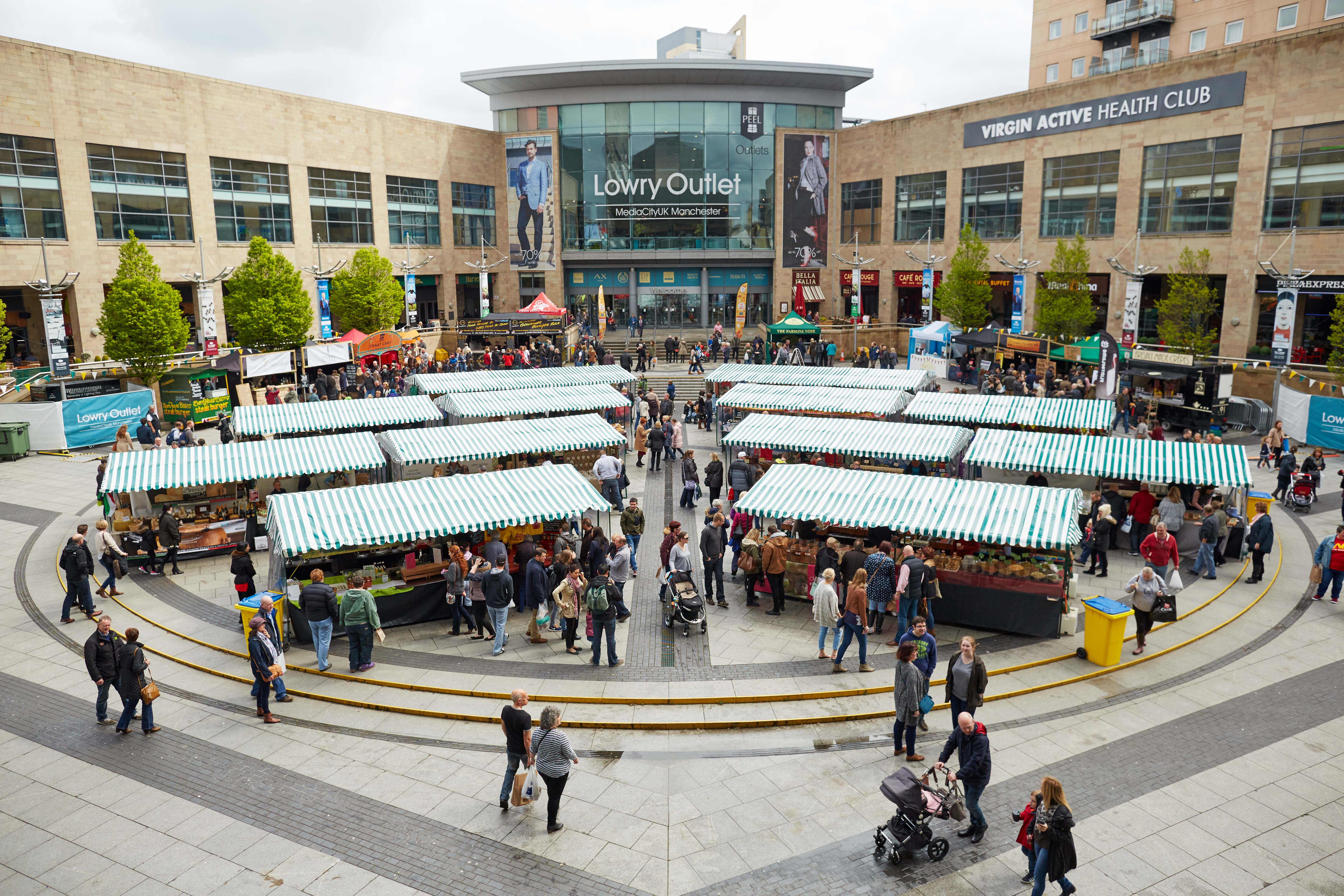 Waterside Market: 10th - 11th Oct