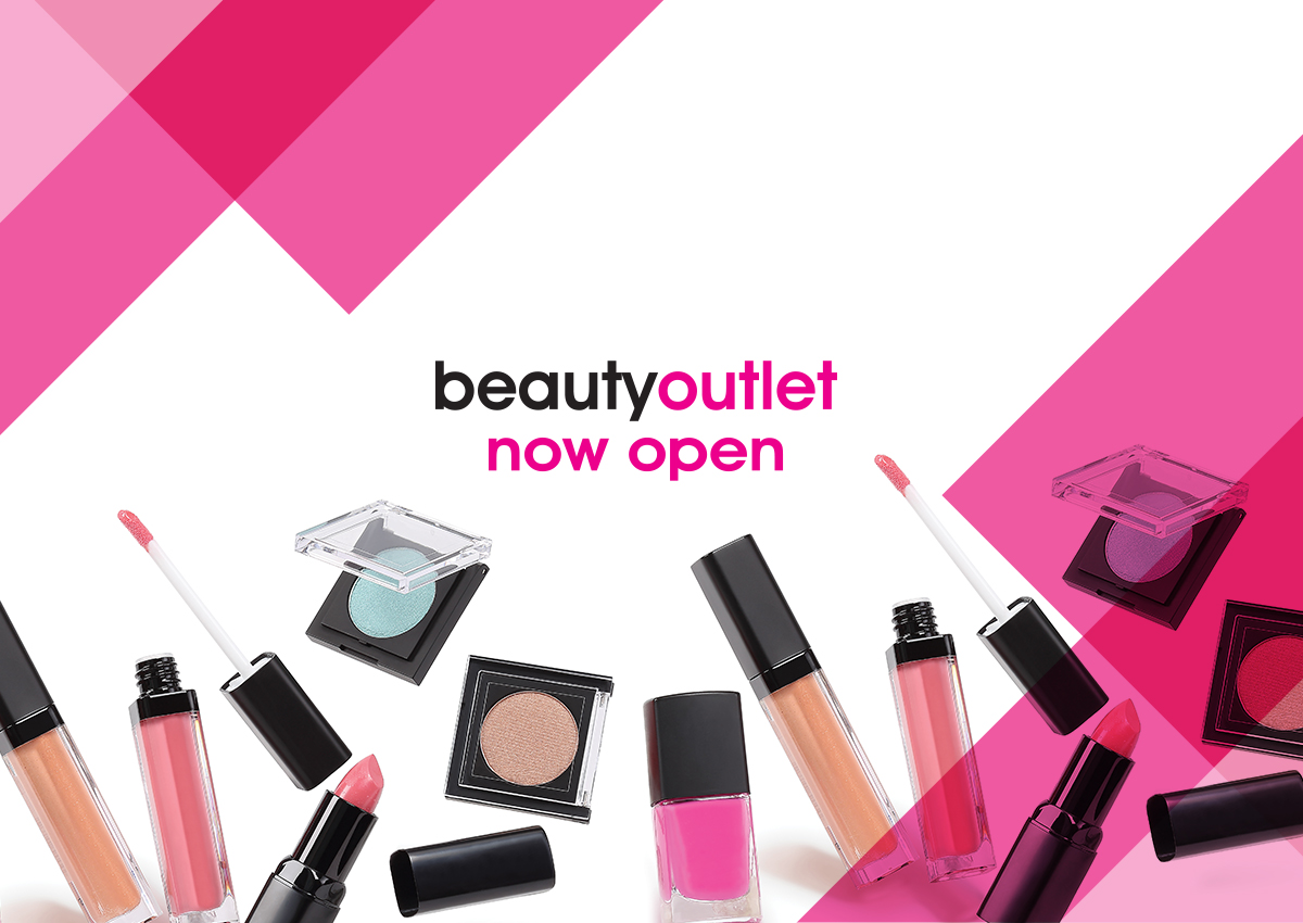 Beauty Outlet Now Open