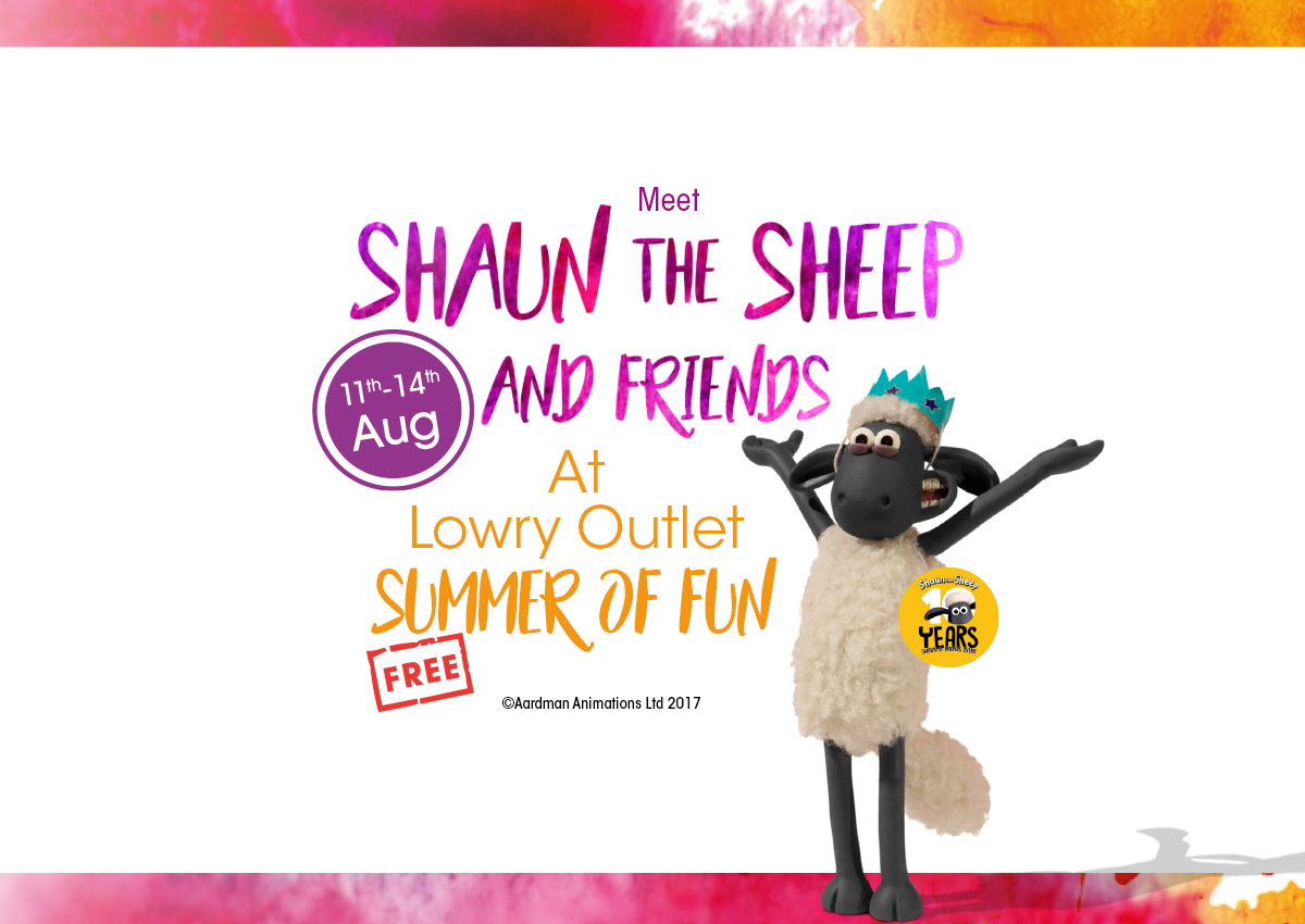 Meet Shaun the Sheep