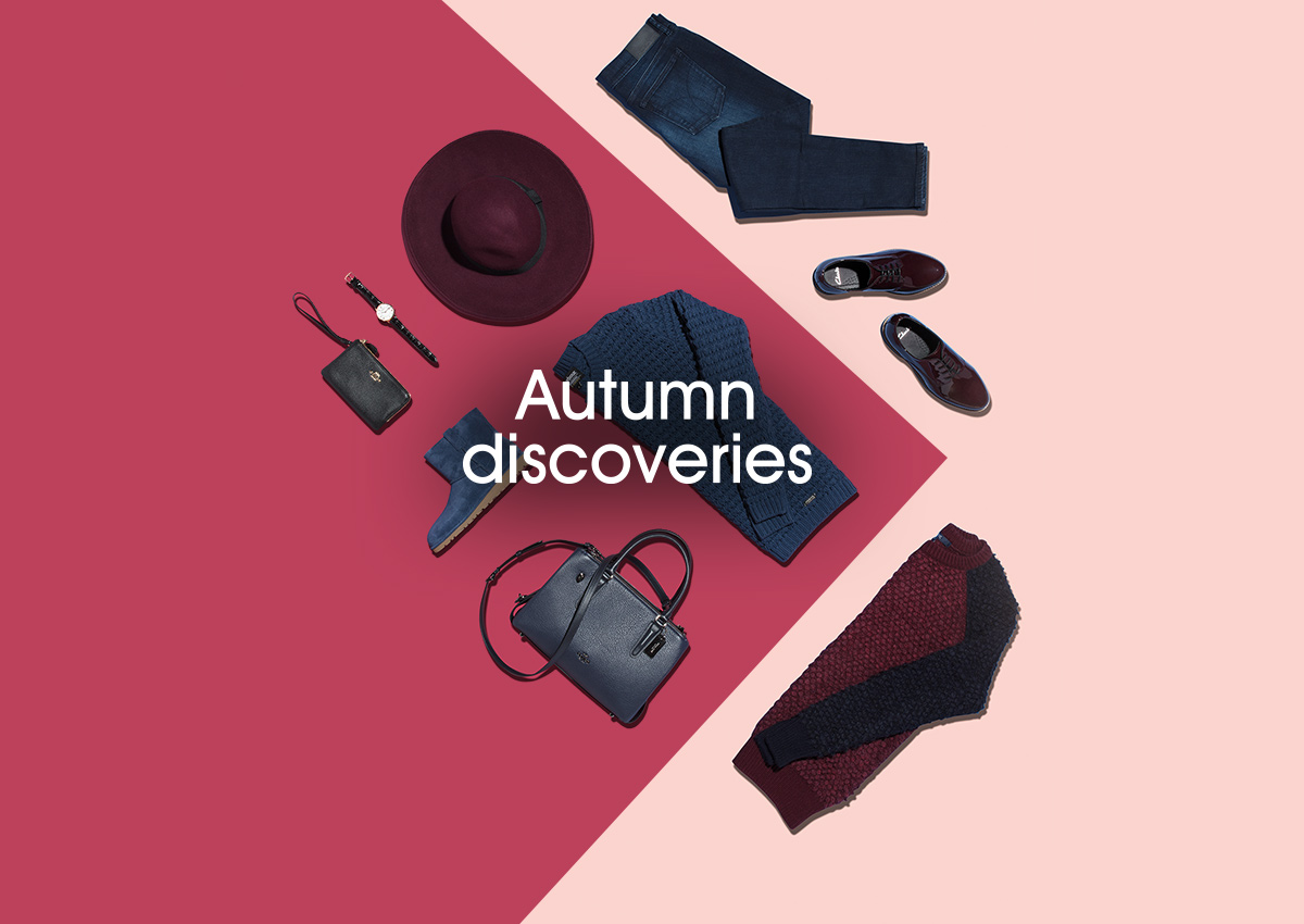 Autumn discoveries