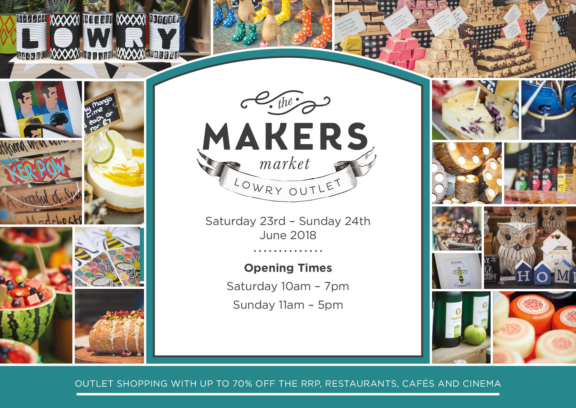 Join us for the Makers Market