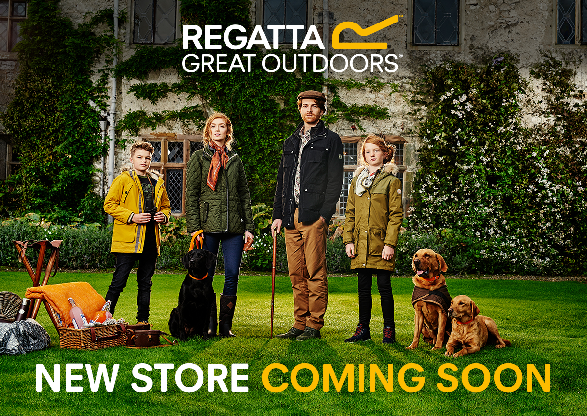 REGATTA NOW OPEN