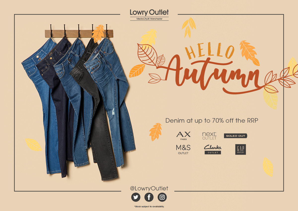 the best attitude deec6 84156 Lowry Outlet - Up to 70% off all day, everyday