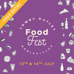 Lowry Outlet Food Festival