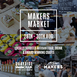 Makers Market - August
