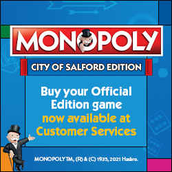 Monopoly City of Salford Edition